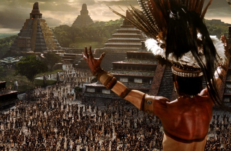 Scene from the 2006 film Apocalypto