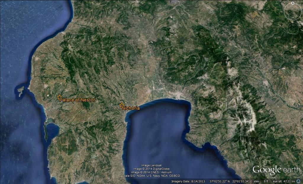 Location of Nichoria and Palace of Nestor (1)