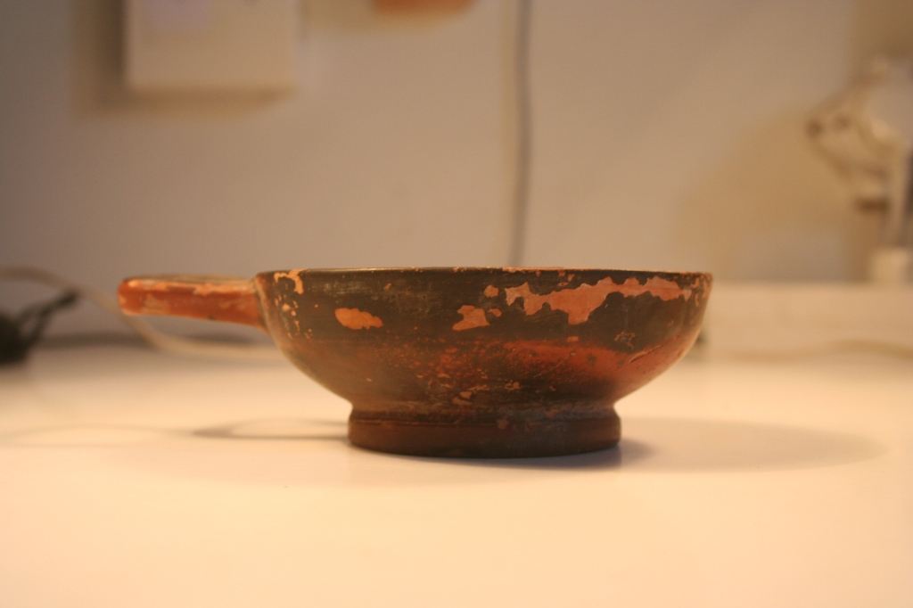 One-handled cup from the Athenian Agora Excavations