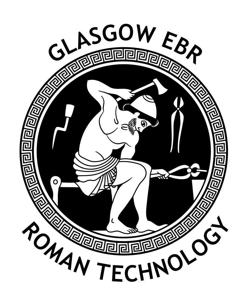 T-shirt design with image of Hephaestus